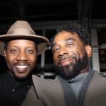 Sammie Haynes and Lifestyle Blogger Ray Cornelius