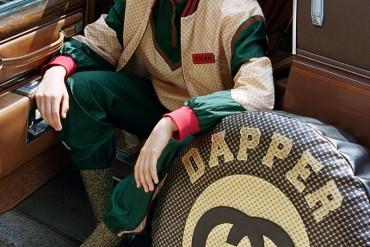 Dapper Dan latest Collection at Gucci.com
