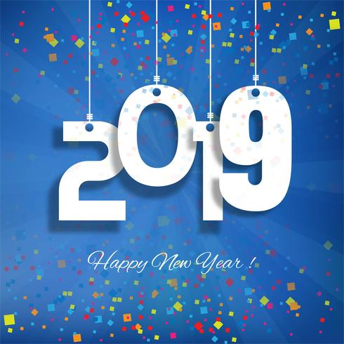 beautiful-happy-new-year-2019-text-festival-background-vector