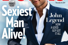 John Legend, Sexiest Man Alive 2019